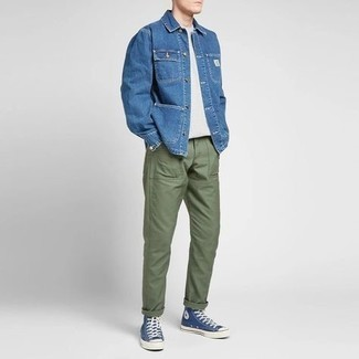 Jeans Pants Chino Pants