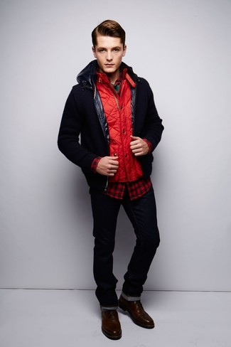 Freestyle Vest Gilet Red