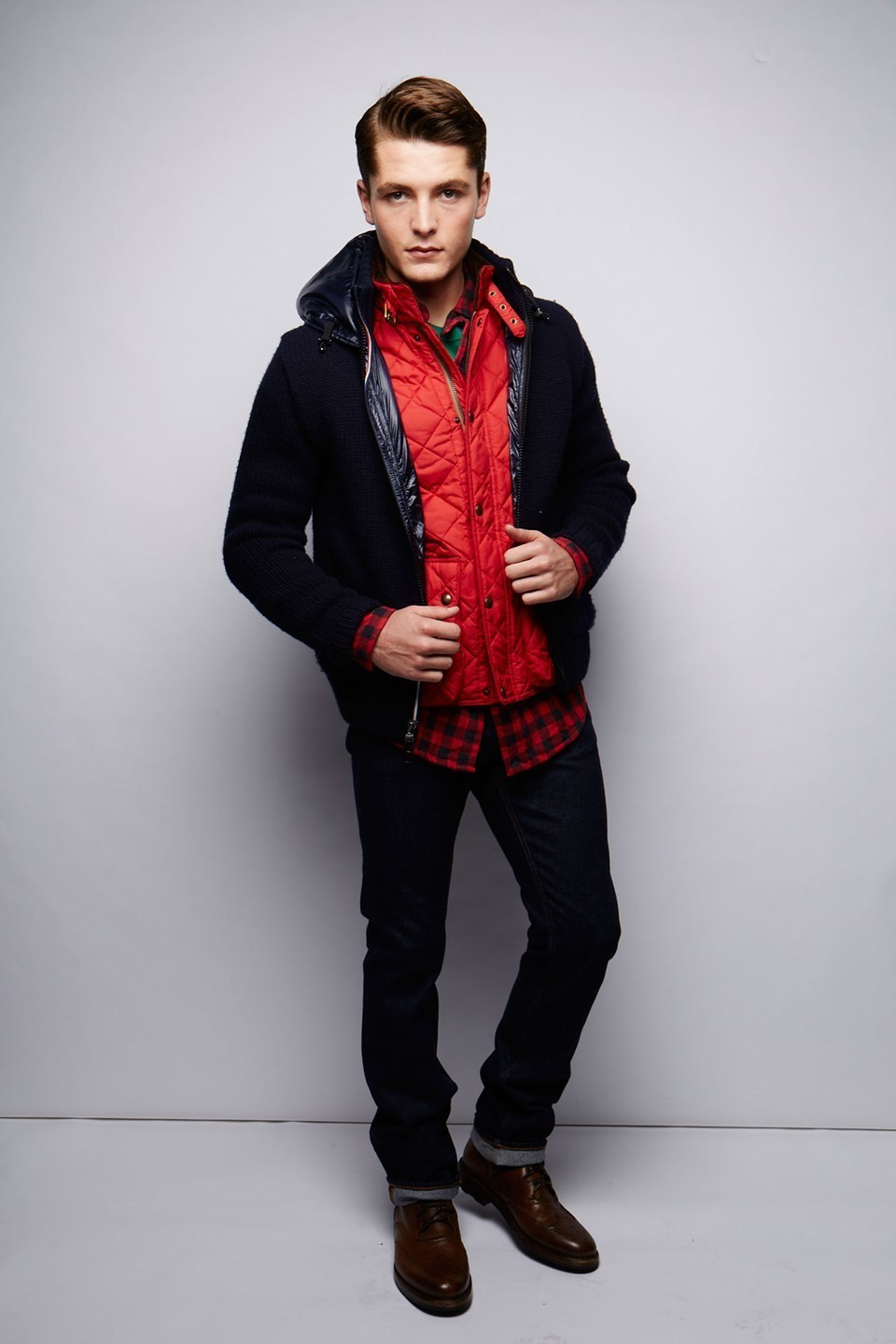 How To Wear Black Jeans With Dark Brown Leather Boots   Men's Fashion