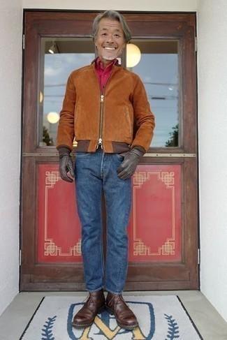 Original Leather Desert Boots