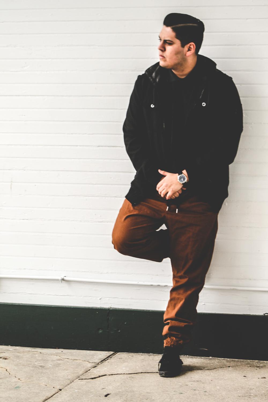 Polo Shirt And Sweatpants Polo Brown Sweatpants