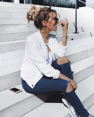 We The Free By High Waist Ankle Skinny Jeans