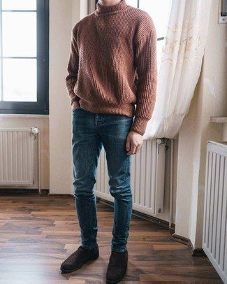 Desmond Relaxed Fit Jeans Expedition Wash