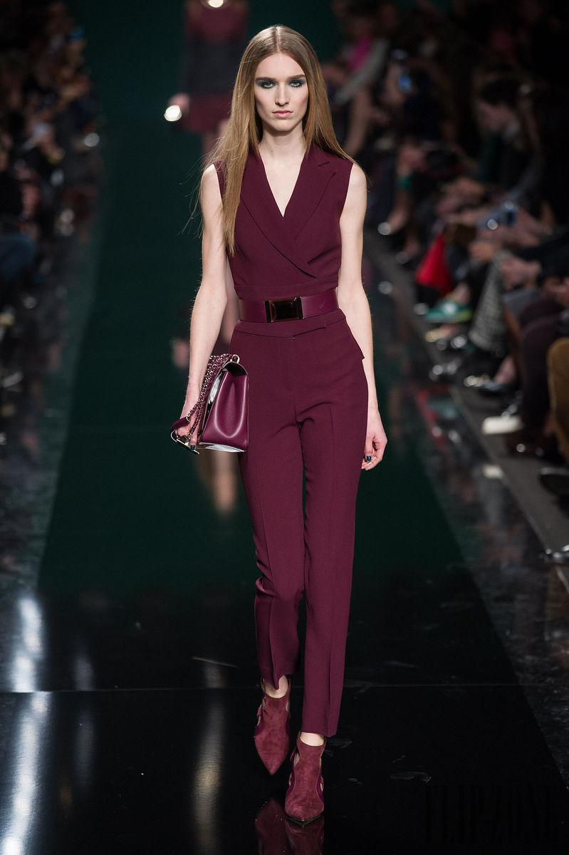 4c9afc4b4f How to Wear a Burgundy Jumpsuit (45 looks   outfits)