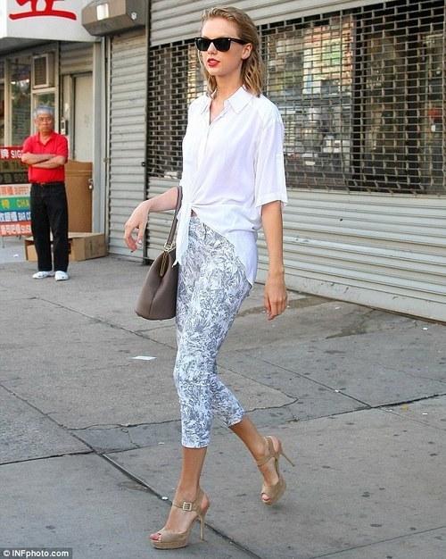 Capri Pants | Women's Fashion