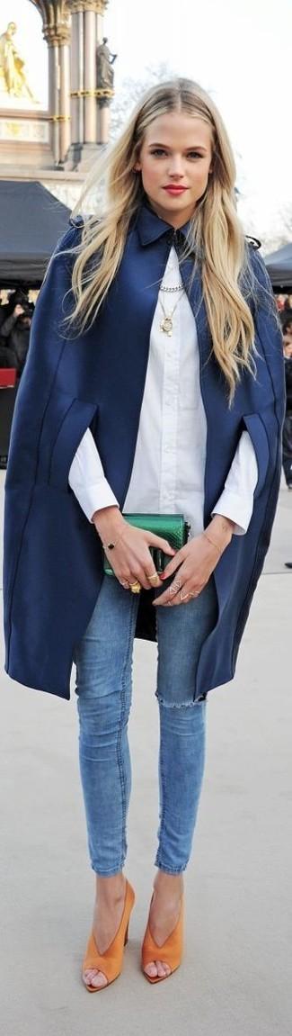 le high crop skinny jeans