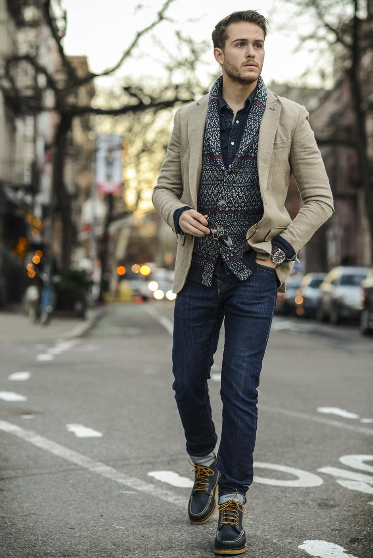 Cómo combinar unas botas negras en 2018 (453 formas)   Moda para Hombres