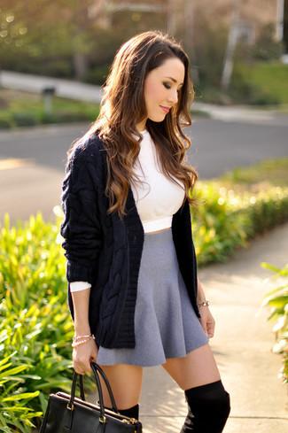 Shena Crop Sweater