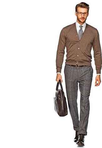How to Wear Grey Plaid Dress Pants (26 looks) | Men's Fashion