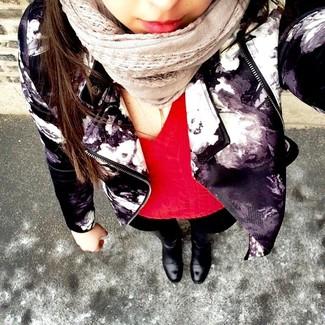 Jersey de ochos rojo de Kenzo