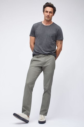 How to Wear Grey Jeans For Men (470 looks \u0026 outfits)