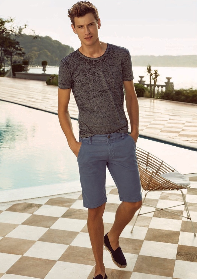 Which Shorts To Wear With a T-shirt | Men's Fashion