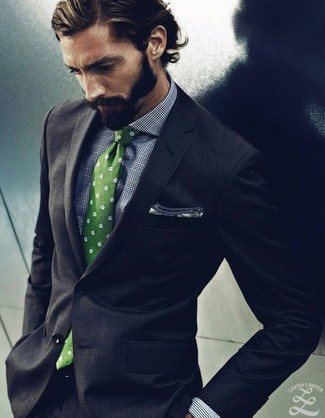 Green Tie | Men's Fashion