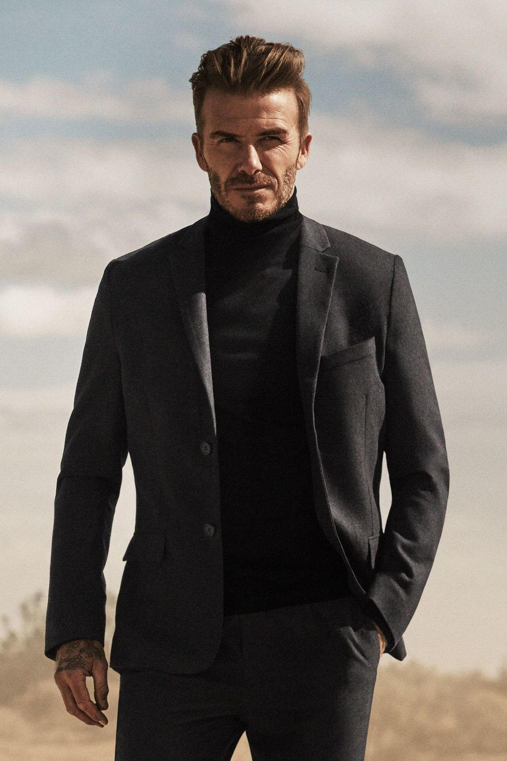 Ideal David Beckham Style & Looks | Men's Fashion DY63