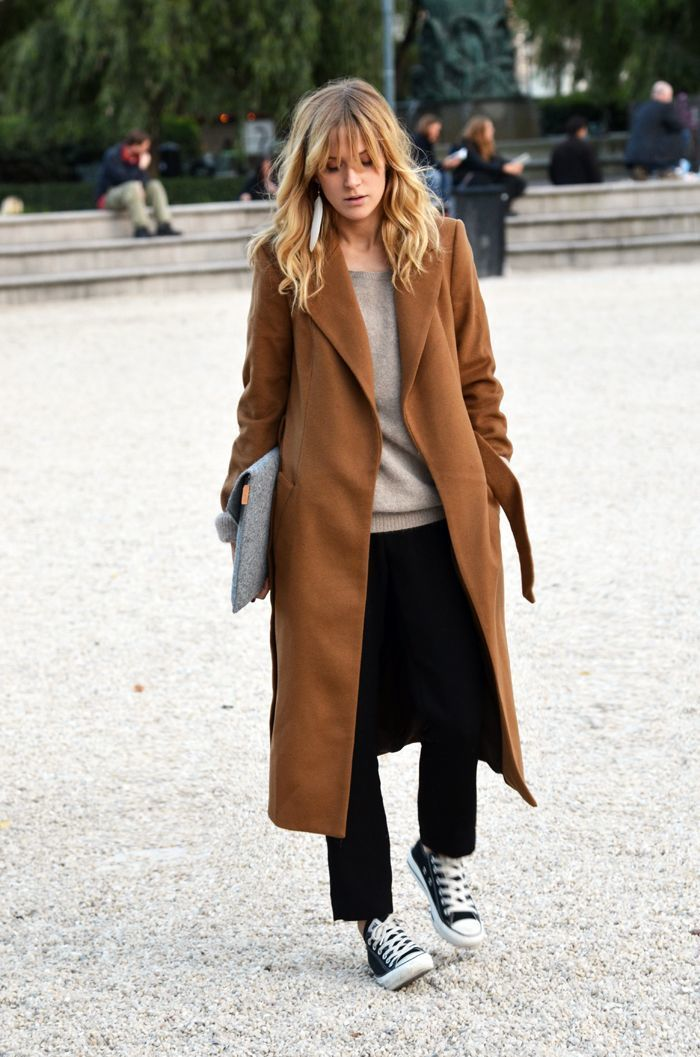 How to Wear a Brown Coat (77 looks) | Women's Fashion