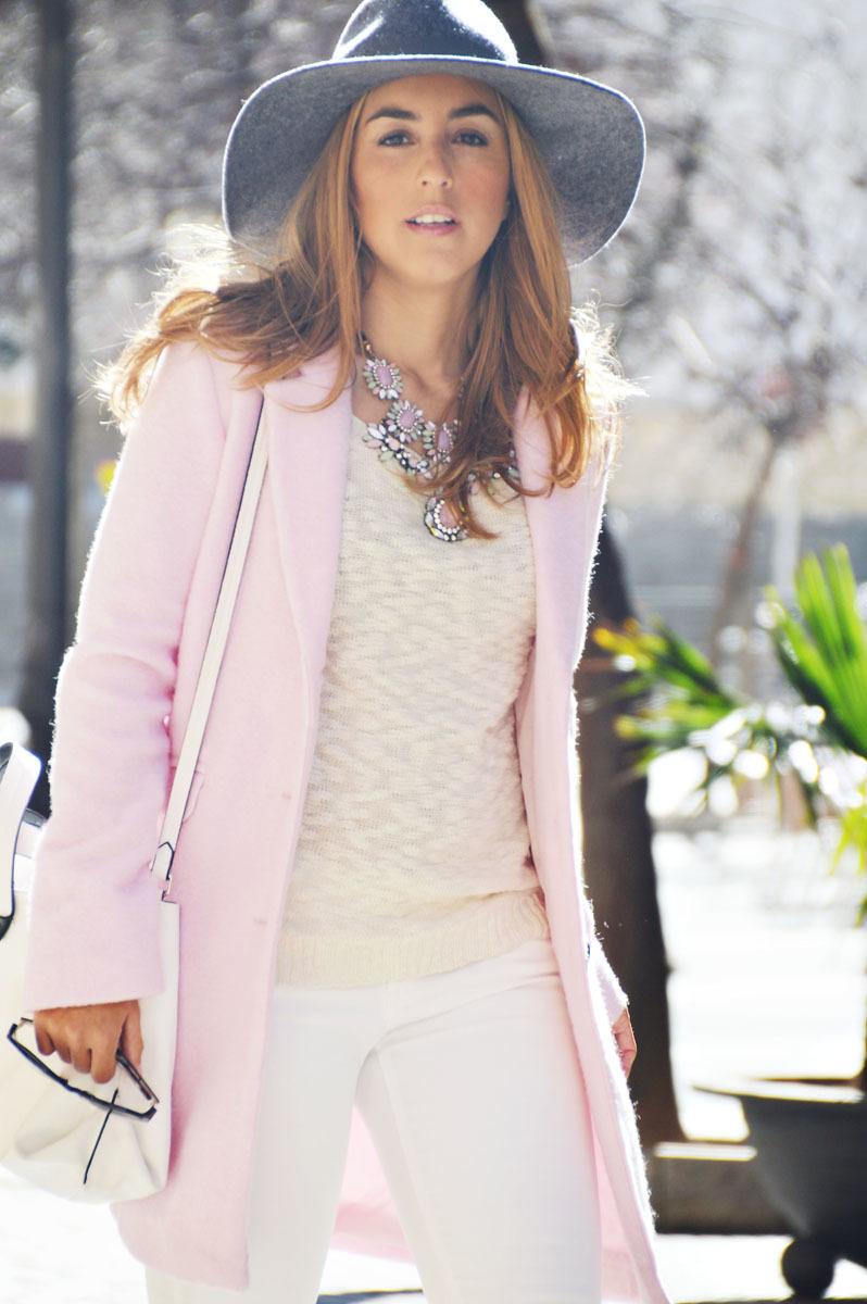 Pink Coat | Women's Fashion