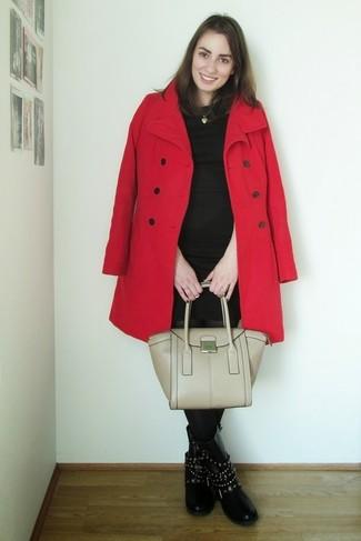 Boxy Overcoat