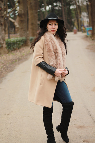 Poise Orla Over The Knee Boot