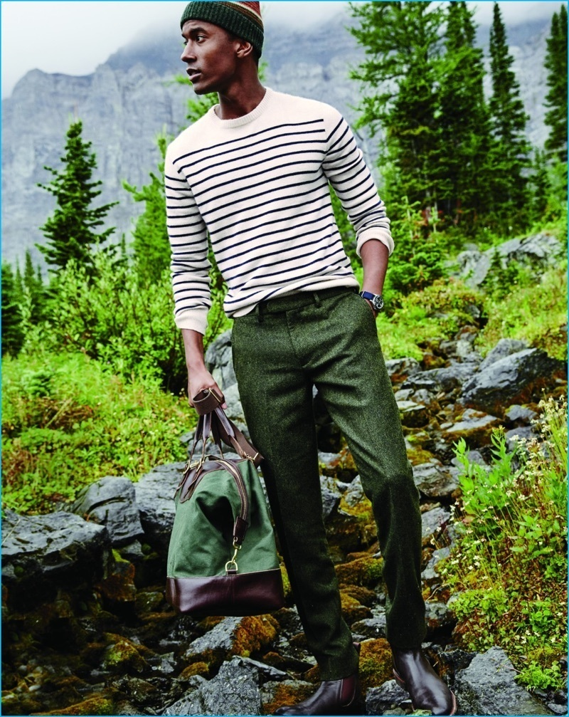 a1a8484a4ab04 Preferred How to Wear Dark Green Wool Dress Pants (14 looks) | Men's Fashion