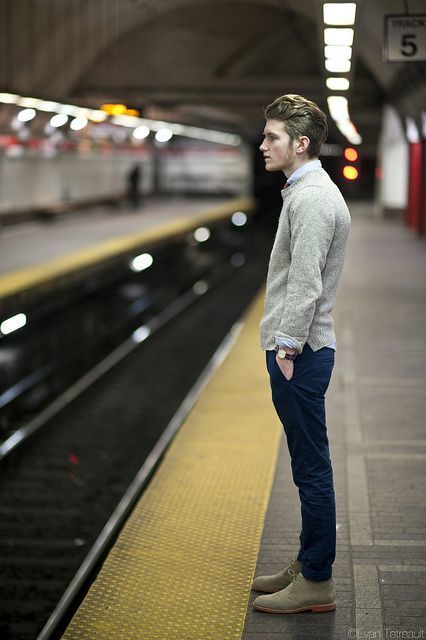 Autumn Essential: The Chukka Boot | Men's Fashion