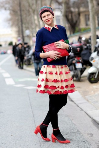 Sibel Wool Cashmere Sweater