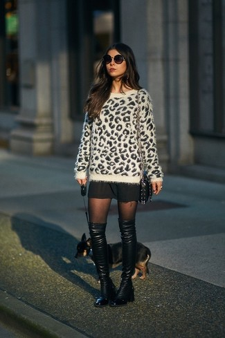 Andora Over The Knee Boot