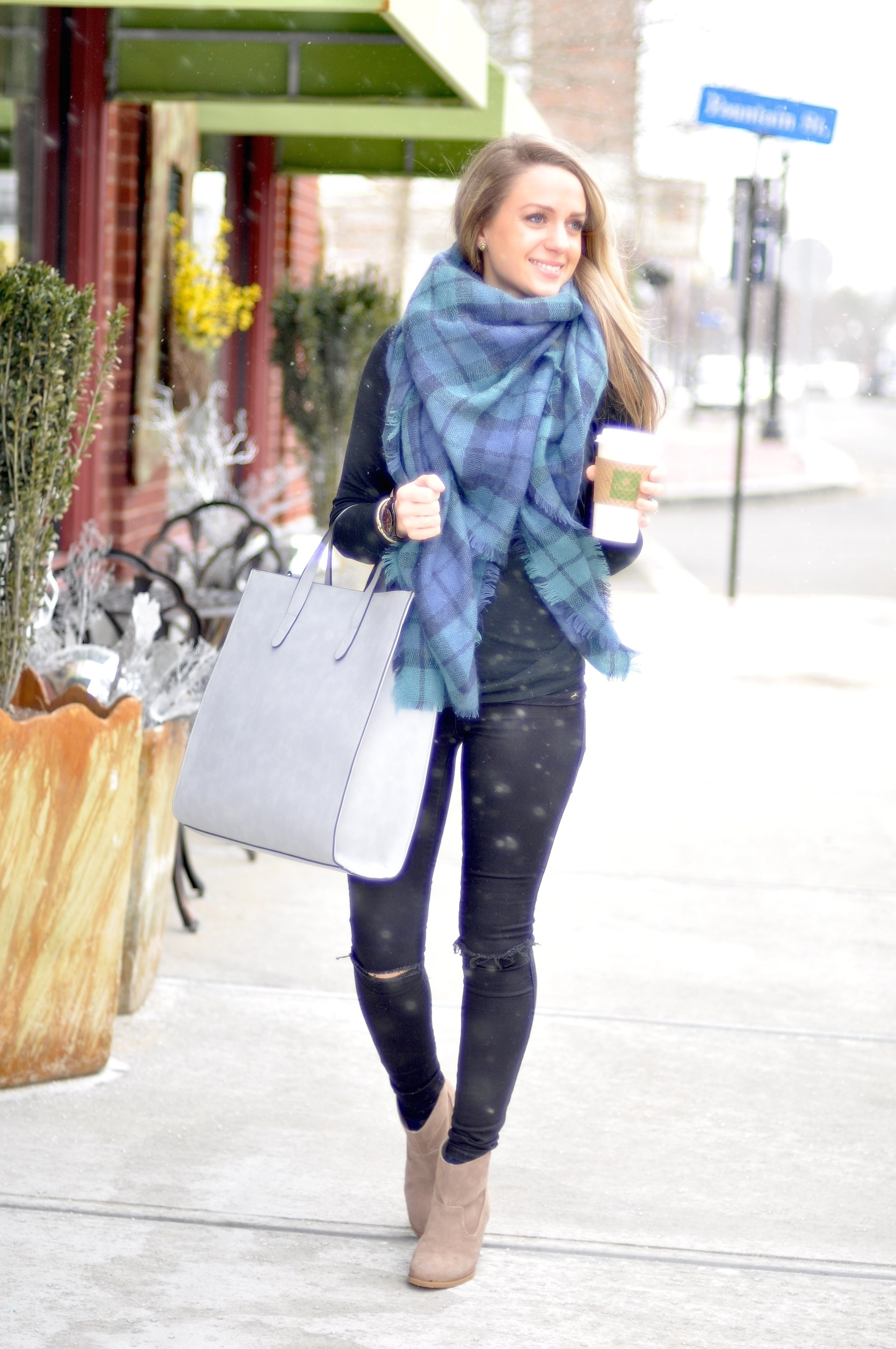 images Ankle Boots with Skinny Jeans