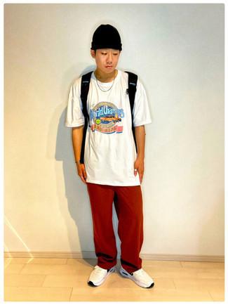Faconnable Tailored Denim Slim Chino Pant