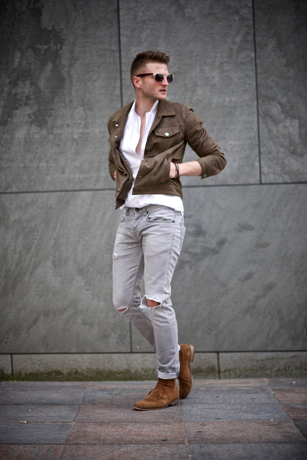Desert Boots | Men's Fashion