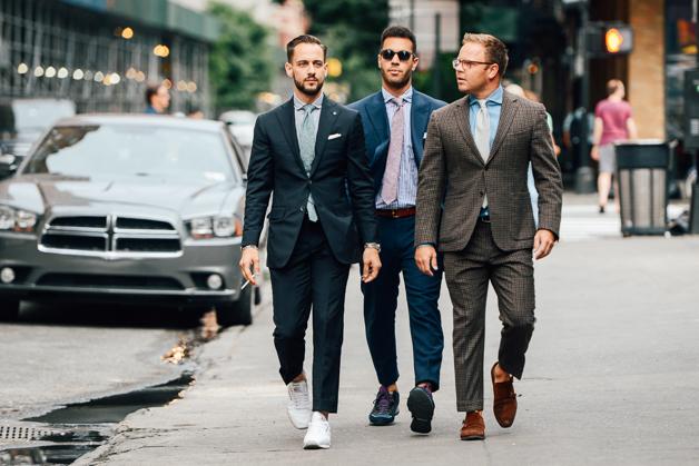 35 Ways To Dress Like A New York Fashion Week Ss15 Street Style Star