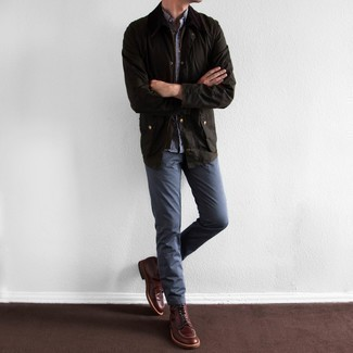 Logan Cap Toe Cowboy Boots