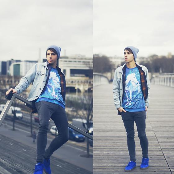 Light Blue Jean Jacket Light Blue Denim Jacket