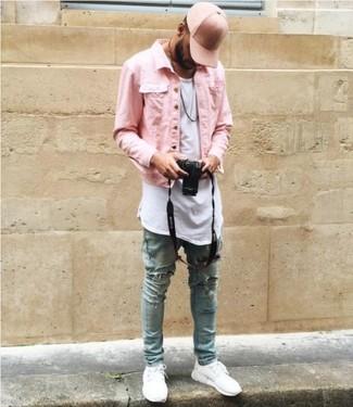 Cure Tonic Slim Fit Pocket T Shirt