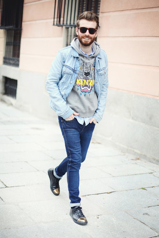 c014e7f1ec PRPS Denim Jacket
