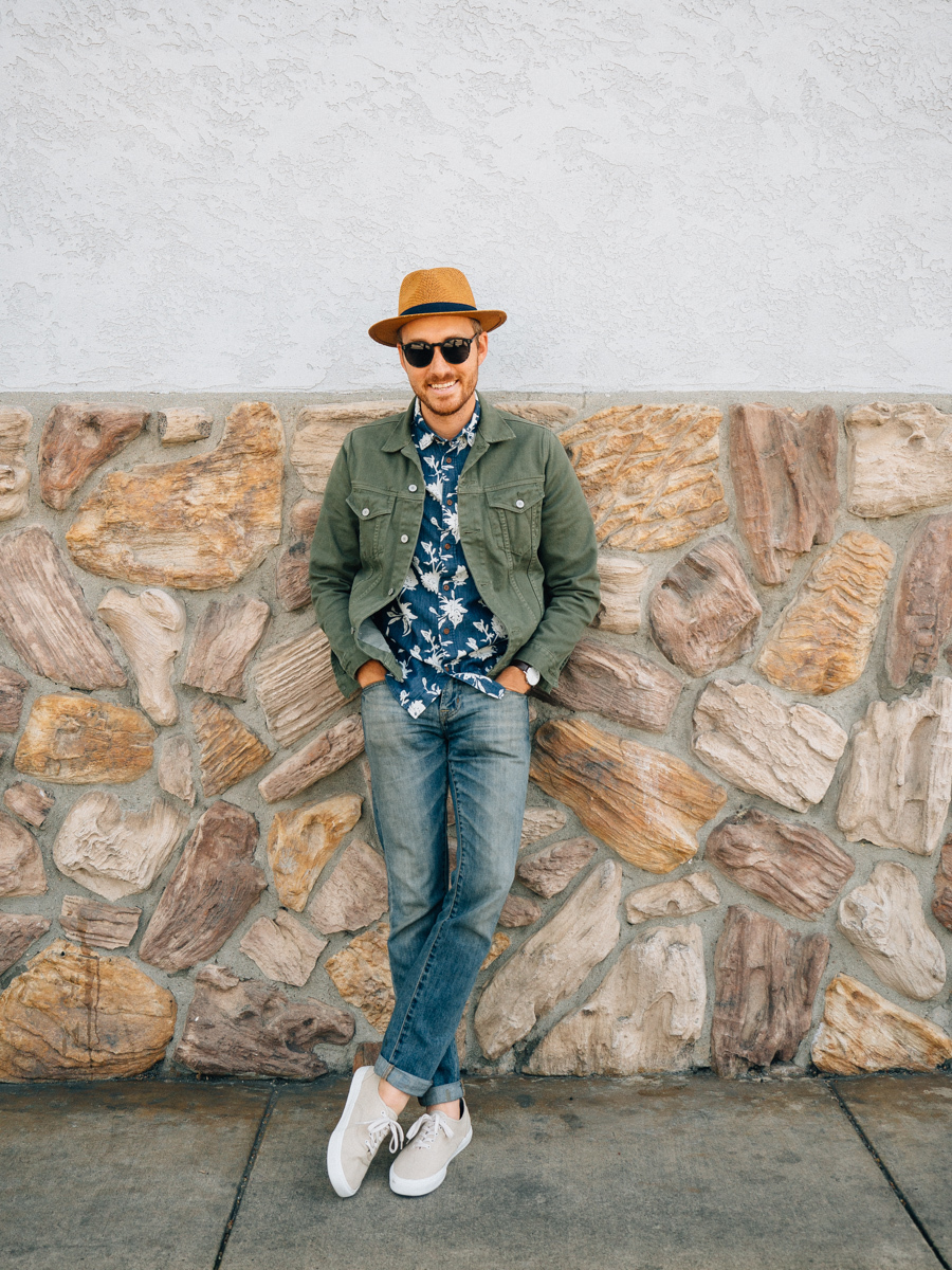 How To Wear An Olive Denim Jacket For Men 8 Looks Outfits