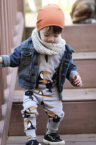 Kids Logo Print Sweatpants