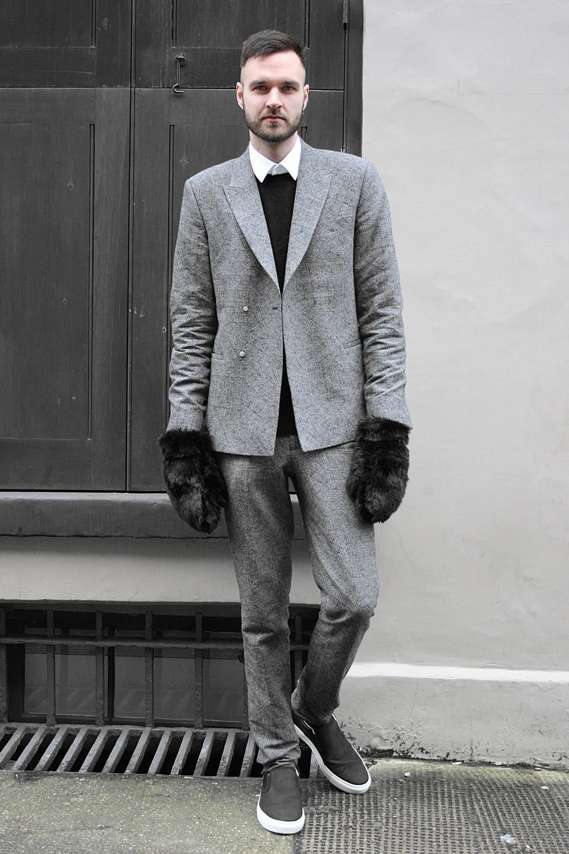 Grey Dress Pants Outfit Men - White Pants 2016