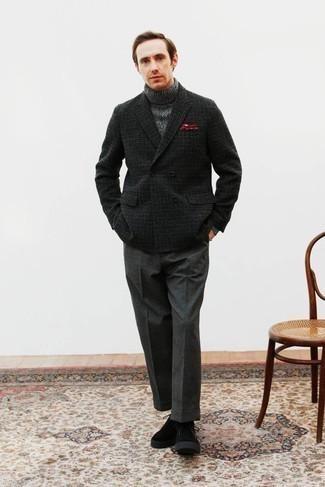 Grant Suit Trousers