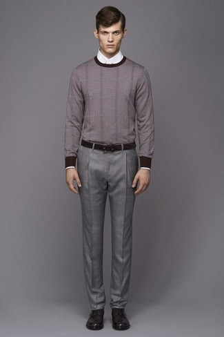 Mens Dress Pants With Sweater