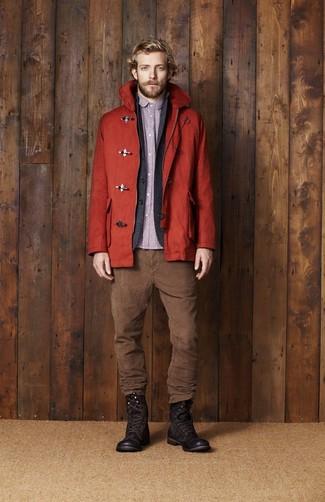 How To Wear: The Duffle Coat | Men&39s Fashion