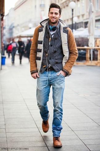 Hooded Cardigan