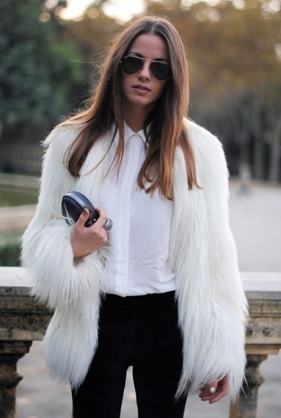 How To Wear: The Fur Coat | Women's Fashion