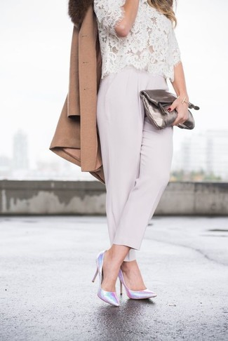 Lost Found Ria Dunn Tapered Drawstring Trousers