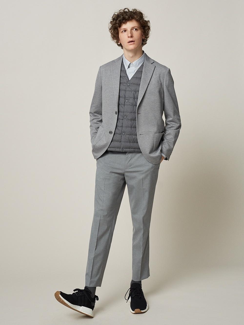 37374b3822 Men s Grey Gilet