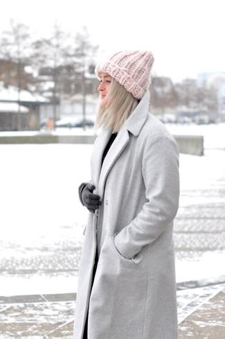 Sb Pink Fisherman Beanie Hat