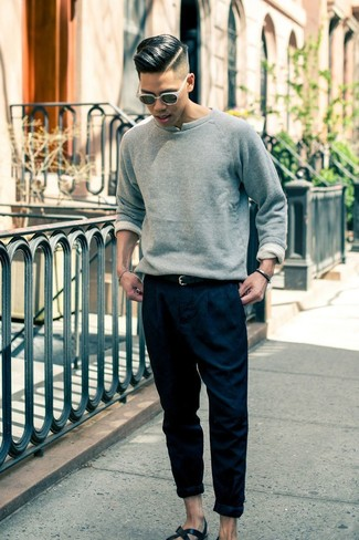 Plain Front Vintage Chinos
