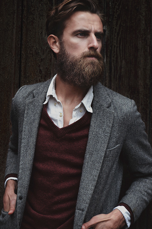How to Wear a Grey Herringbone Blazer (19 looks) | Men's Fashion