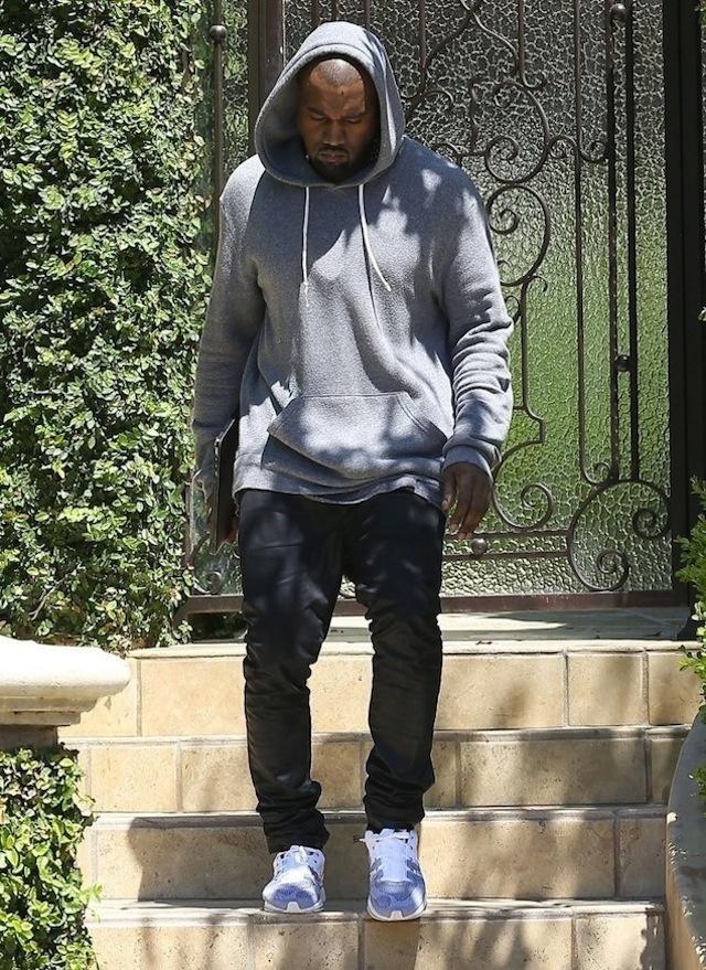 Kanye West Black Jeans