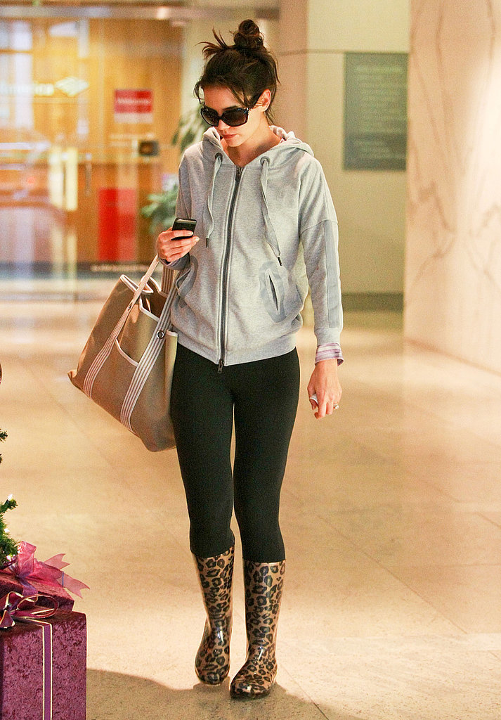 Cheetah Rain Boots For Women - Yu Boots