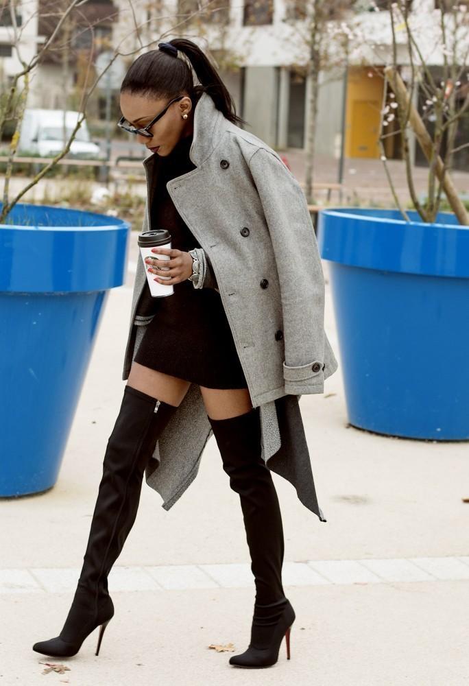 How to Wear a Pea Coat (88 looks)   Women's Fashion
